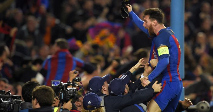 30 Of Lionel Messi S Best Moments Goals And Stats At 30 Planet