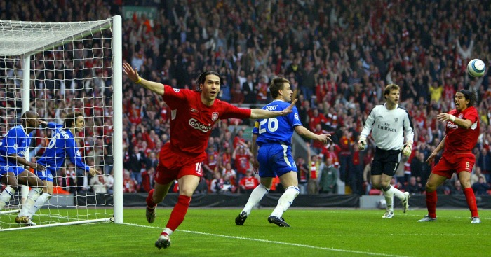 How Liverpool V Chelsea Became One Of The Fiercest Rivalries Of The 2000s Planet Football