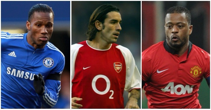 Eight of the best PL signings from Ligue 1: Drogba, Pires, Evra…