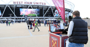 London Stadium: Not a happy hunting ground for West Ham United so far