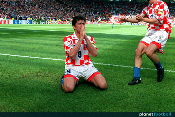 359016ab8 Šuker went on to play for Croatia internationally from 1992
