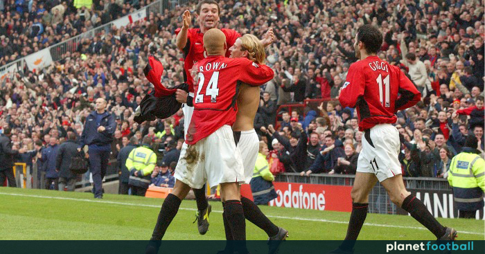 Diego Forlan Manchester United