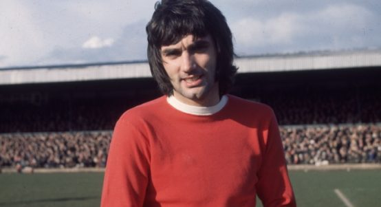 George Best v Northampton