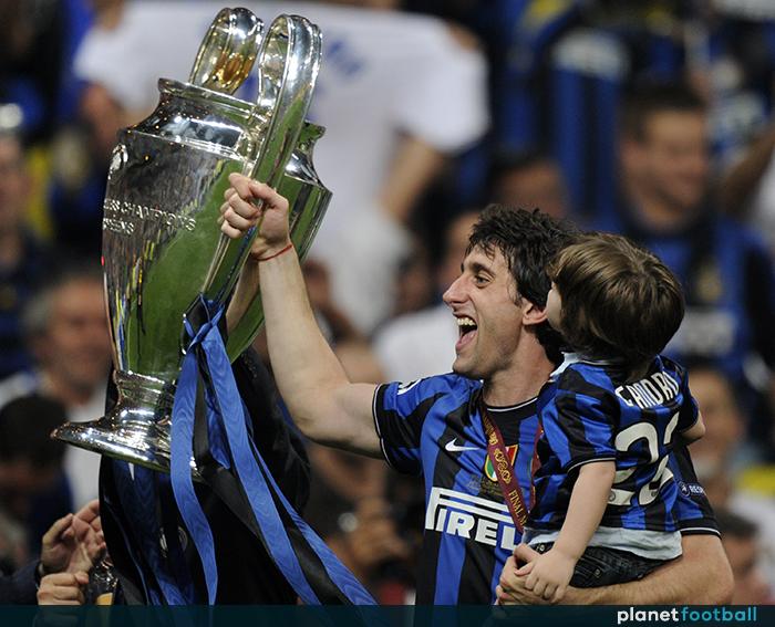 Diego Milito Champions League 2010 - Planet Football