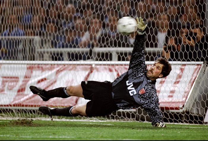 David Seaman Arsenal 1995 - Planet Football