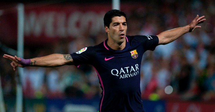 Luis Suarez The Barcelona Striker S Amazing Statistics