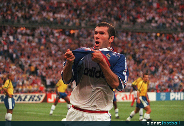 A celebration of Zinedine Zidane and an amazing era for French ... f2aaa4a72