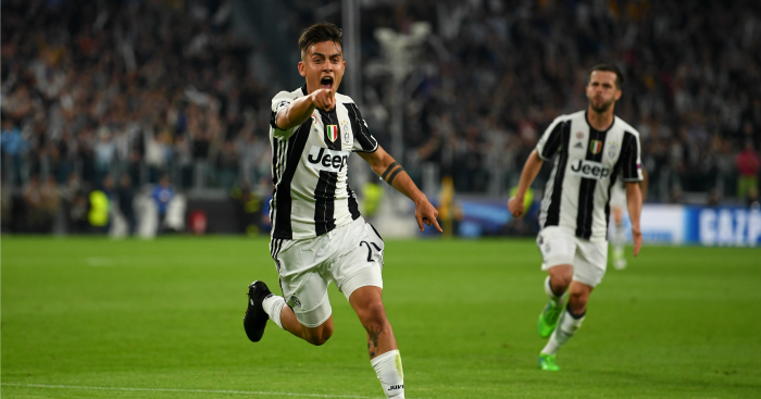 paulo dybala not the new leo messi but your new favourite