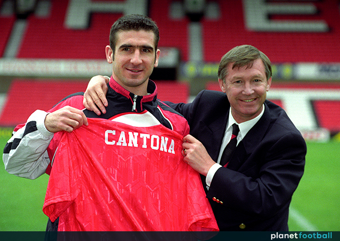 The story of Eric Cantona and his incredible impact on Man Utd