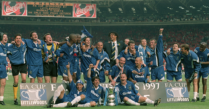 Remembering The Chelsea Team Of 96 97 That Helped Change English Football Planet Football
