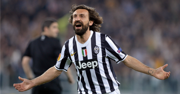 Where Are They Now Juventus Xi From Andrea Pirlo S Last Game As A Player Planet Football