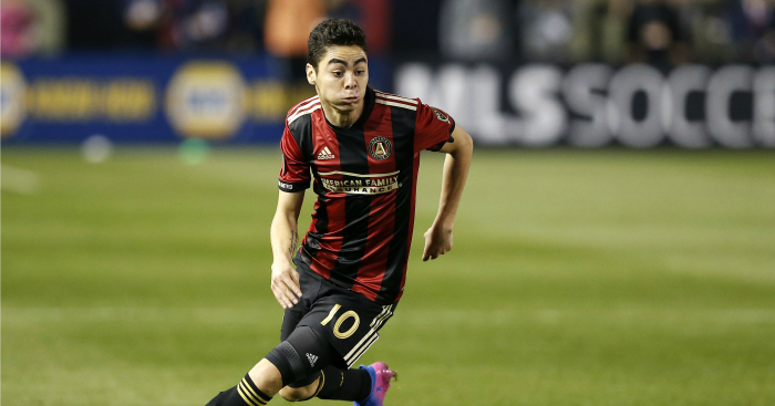 new style d47bb fe0dd Miguel Almiron: Wanted by Arsenal but thriving in MLS for ...