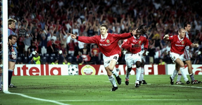 Can you name every player to score in the Champions League for Man Utd? - Planet Football