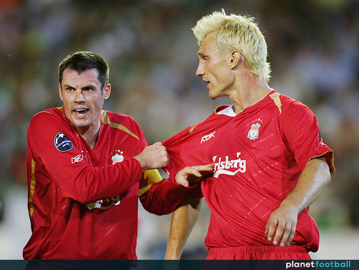 A tribute to Sami Hyypia and one of Liverpool's best ever bargain