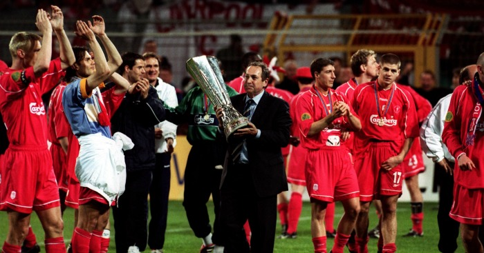 Comparing the Liverpool team Houllier inherited to the one he ...