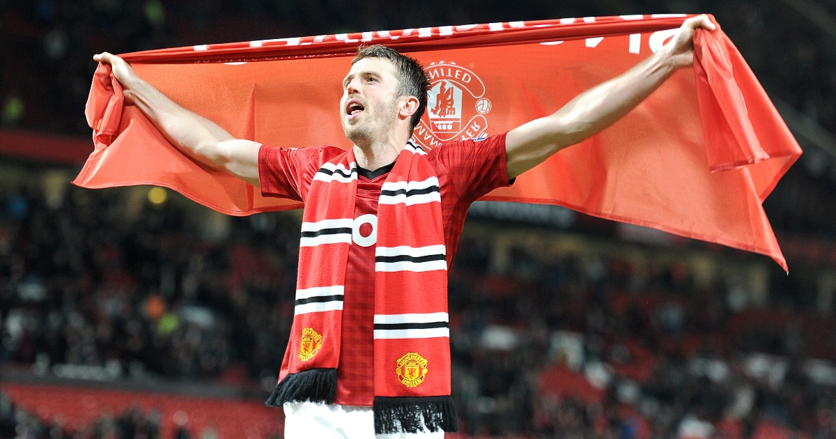 Seven reasons why Michael Carrick will always be loved by Man Utd fans - Planet Football