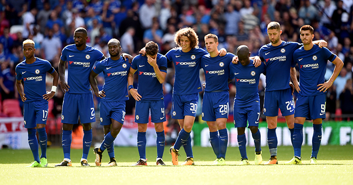 Investigating Claims That Chelsea S Squad Is Too Small To Retain The Title Planet Football