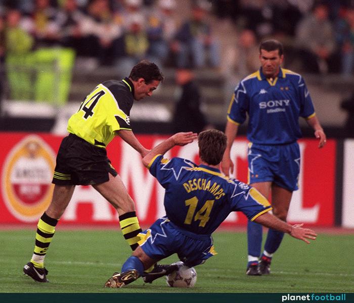Paul Lambert v Juventus 1997 - Planet Football