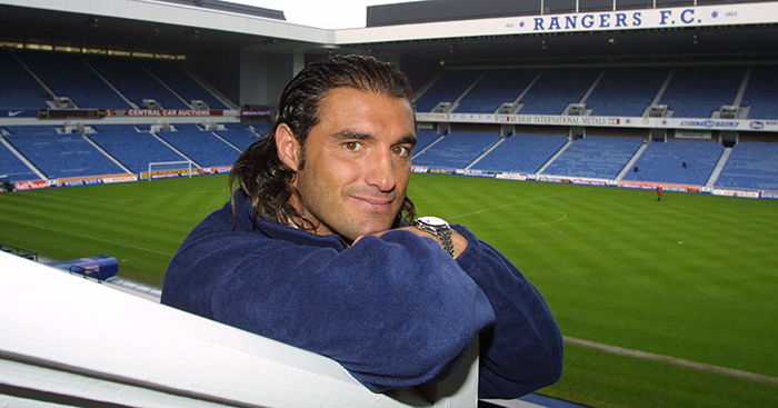 Image result for lorenzo amoruso rangers