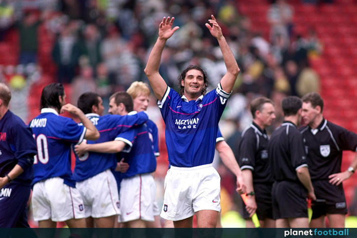 lorenzo amoruso joining rangers was an opportunity i couldn t miss