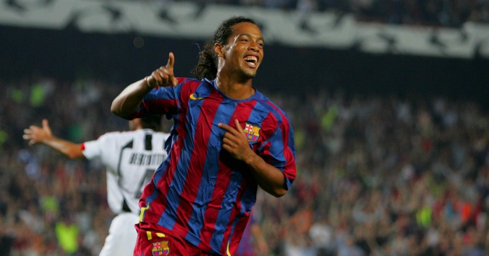 Of The Best Quotes On Ronaldinho Hes Not Normal He Never Has Been