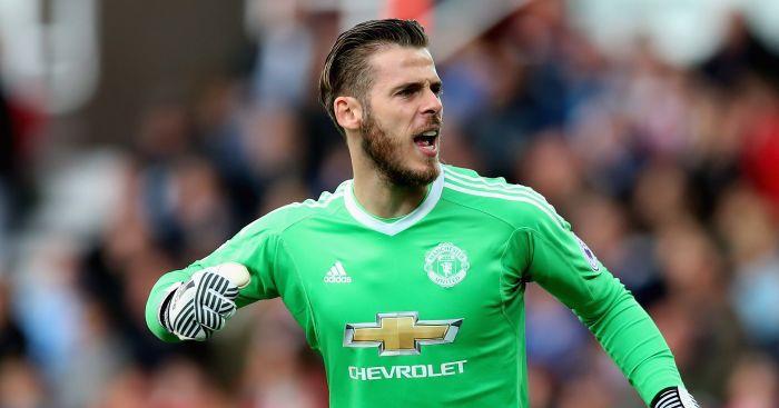 e97b08e6967 Watch: David de Gea makes incredible save in Man Utd draw at Stoke - Planet  Football