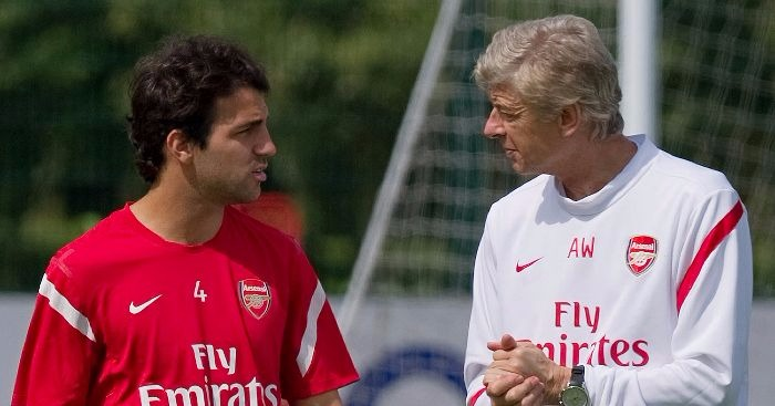Watch: Fabregas compares differences between Wenger, Jose & Pep - planet football