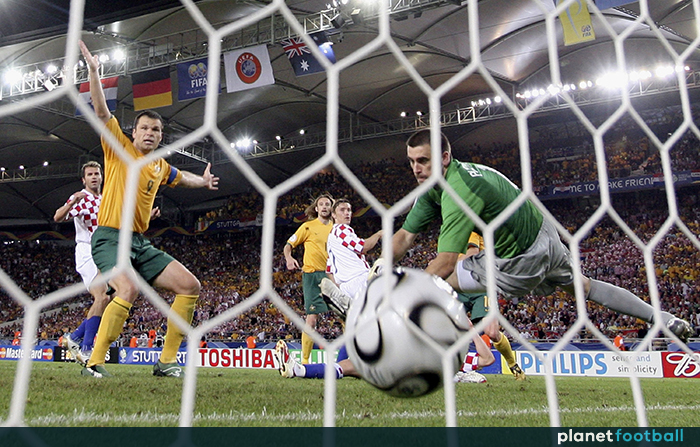 Mark Viduka Australia Croatia World Cup 2006