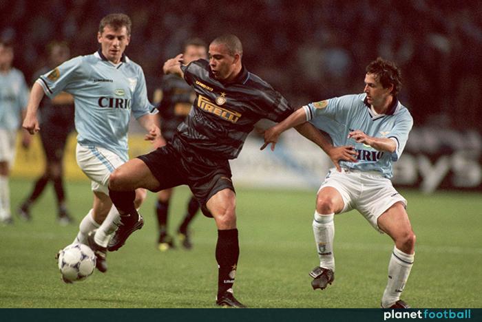 Image result for 1998 lazio vs inter