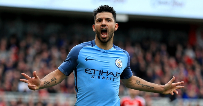 Can you name every player to score in the Champions League for Man City? - PlanetFootball