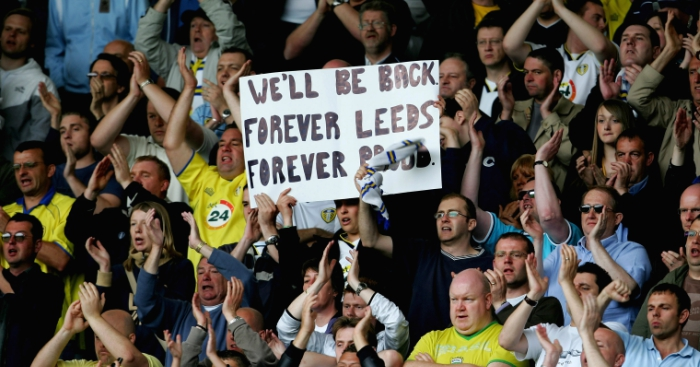 Where are they now? Leeds United's XI relegated to League One ...