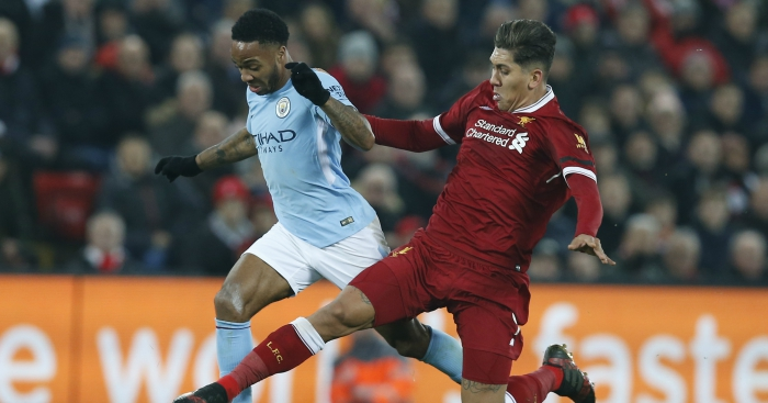 Stats Show Roberto Firmino Is The Hardest Working Forward In The Pl