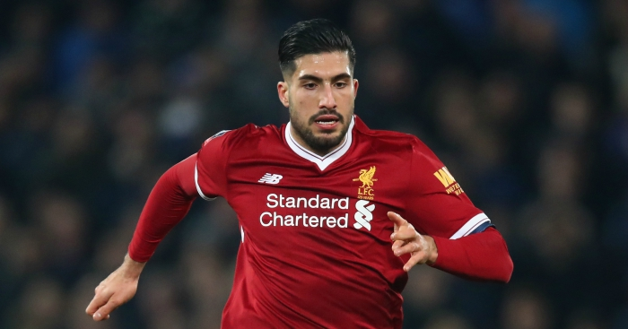 How Do Emre Cans Stats Compare To Juventus Midfielders