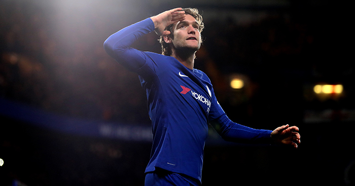 finest selection 0d895 d98d5 Marcos Alonso: The complete forward who happens to be a ...