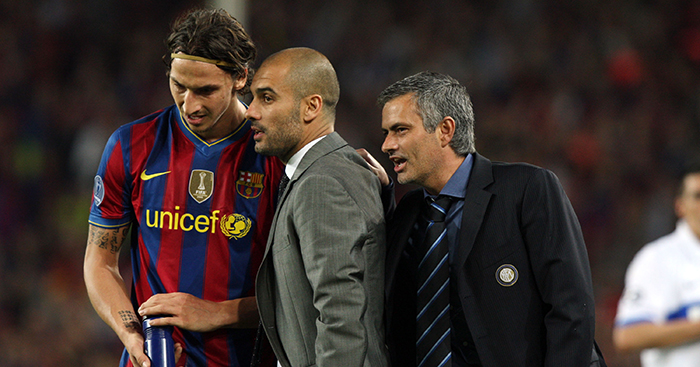 035ef5e2631 What they said  The 11 players to work for Mourinho and Guardiola - Planet  Football