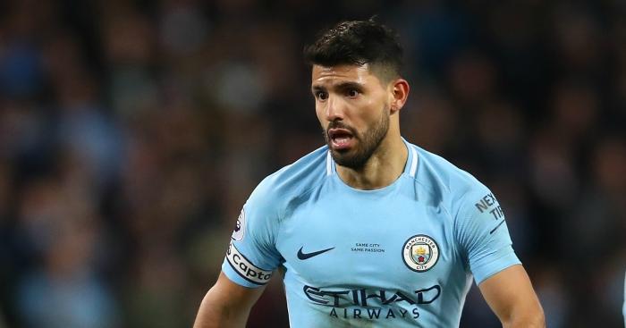 Sergio Aguero Manchester City2 Planet Football