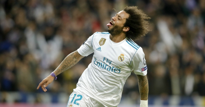 nine reasons why marcelo will always be loved by real madrid fans