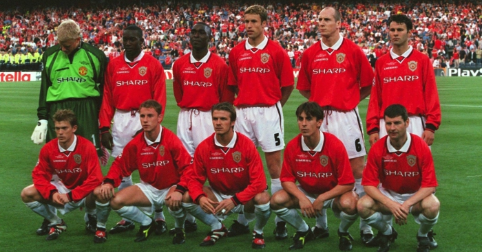 outlet store 48f0c d7d59 Diadora: The underrated image of Manchester United's 90s ...