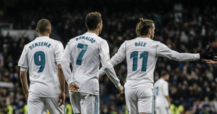 Ronaldo-Bale-Benzema-Real-Madrid - Planet Football