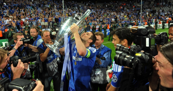 Can You Name Chelseas Top 15 Champions League Goalscorers