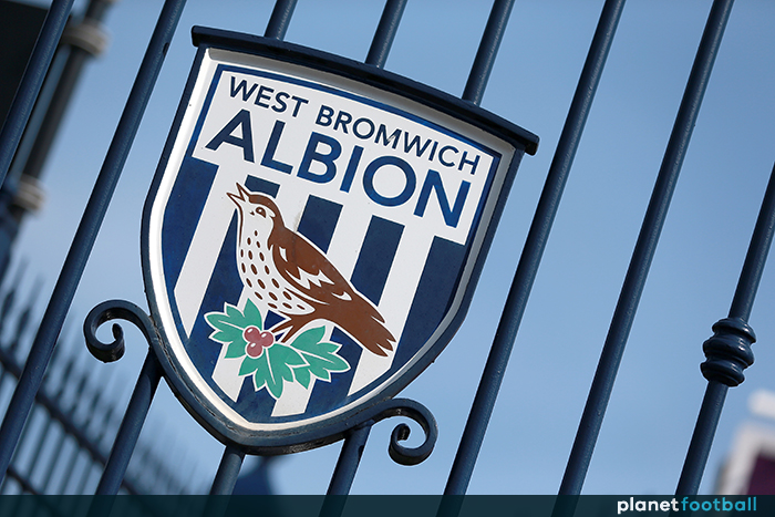 West Brom Badge The Hawthorns Planet Football