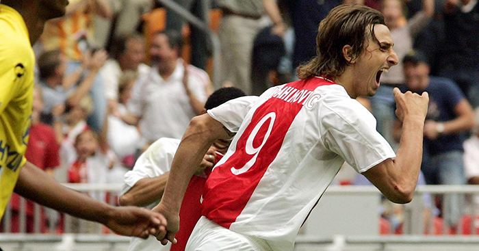 A Forensic Analysis Of Zlatan S Remarkable 2004 Solo Goal For Ajax Planet Football