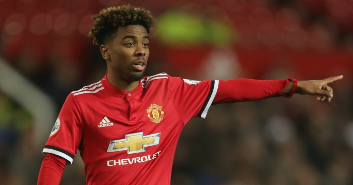 Watch Ex Man Utd Star Angel Gomes Gets A Hat Trick Of Assists On Debut Planet Football