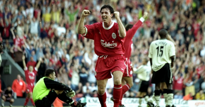 61401b7f1ff Watching Robbie Fowler's YouTube goal compilation can cure illness - Planet  Football