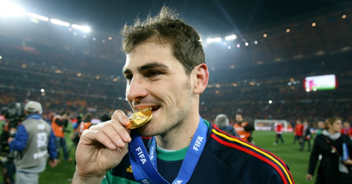 83c528442db Nine reasons why Iker Casillas will be remembered as a legend of football -  Planet Football