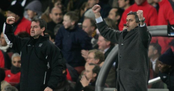 Remembering when Jose Mourinho hid in a laundry basket v Bayern Munich 214fa76d190e