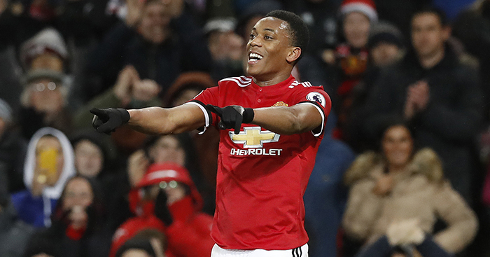 Anthony Martial: Jose might not miss him, but his successor ... on