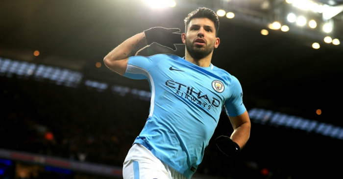 The records of every striker to previously keep Aguero out of TOTY ...