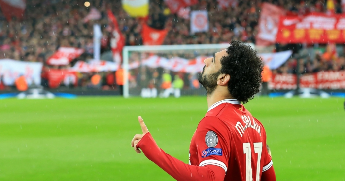 The race for the Ballon d'Or: Comparing Salah's stats to Messi and