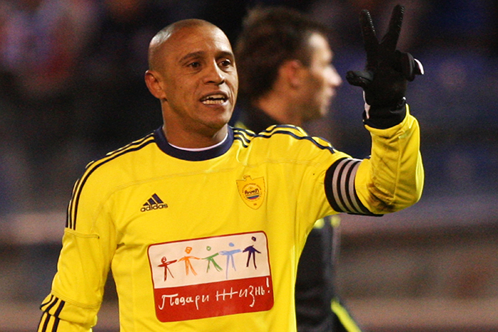 Roberto Carlos, Samuel Eto'o & Bugattis: Whatever happened to Anzhi? -  Planet Football
